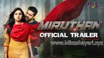 Miruthan 2018 Daring Rakhwala Hindi Dubbed Movie Jayam Ravi