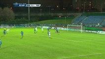 Le but d'Oscar Trejo contre Sannois Saint-Gratien