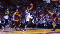Gerald Green Throws Down a Pair of HUGE Dunks