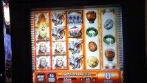 ZEUS II Penny Video Slot Machine with SUPER RESPINS BIG WINS COMPILATION Las Vegas Strip C