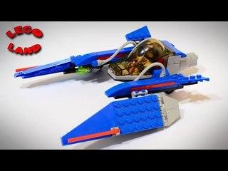 LEGO Star Wars Starfighter Spaceship