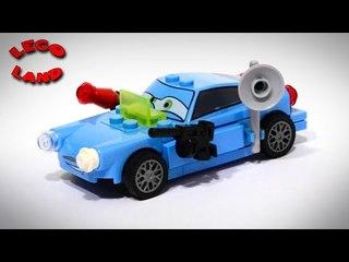 Lego Disney Cars Police Finn McMissile