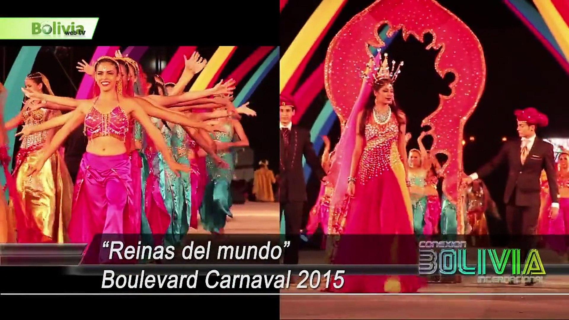 CONEXION Boulevard Carnaval