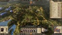 Total War: Attila - Multiplayer Campaign w/Malakith #1 ~ Eastern + Western Roman Empires