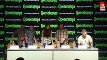 Goosebumps | full press conference Cancun (2015) Jack Black