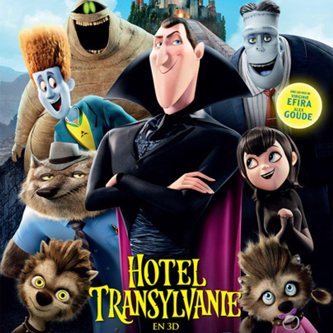 Dessin animé Hôtel Transylvanie - Meilleurs films animés francais - Part 02