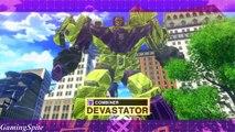 Transformers: Devastation Gameplay Walkthrough Part 2 Optimus VS Devastator