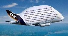 Les 6 plus gros avions au monde