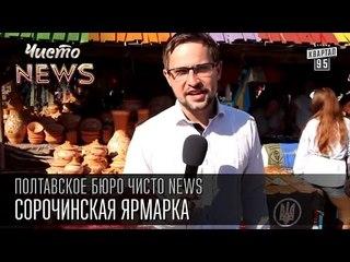 Сорочинская ярмарка Кони и быки на собственных меринах Страусы Януковича Полтавское бюро Чисто News