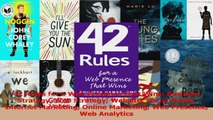 PDF Download  42 Rules for a Web Presence That Wins Business Strategy Web Strategy Website Social Media Download Online