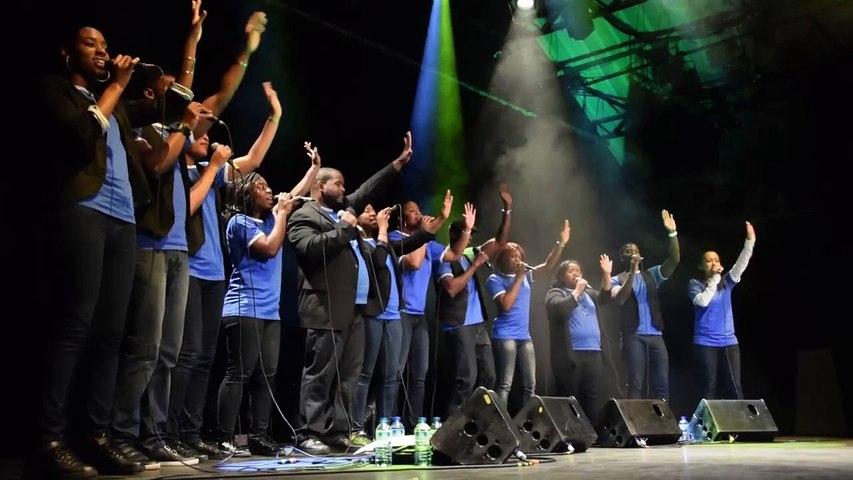 Concert de New Gospel Family à Jouy-en-Josas 20-12-2015