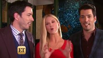 Nancy ODell Previews the Rose Parade with Drew and Jonathan Scott, The Property Brothers