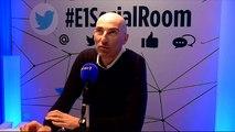 Nicolas Canteloup dans la Social Room Europe 1
