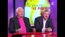Grosses colères et envolées lyriques : Michel Galabru en 10 coups d'éclat