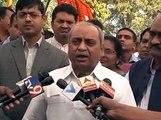 Gandhinagar Nitin Patel at ground breaking of government quarters