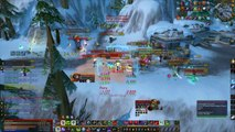 2vs2 Arena! Ret Paladin-Frost DK MIXED arena combs! W/Commentary Ft.Holypopcorn/Frostard WoW:MoP