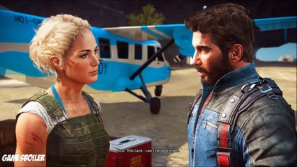 Just Cause 3 Walkthrough Part 12 ''An Act Of Piracy'' Story Gameplay  (PS4)