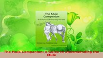 Read  The Mule Companion A Guide to Understanding the Mule EBooks Online