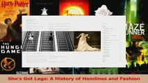 PDF Download  Shes Got Legs A History of Hemlines and Fashion Download Full Ebook