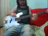 Black Sabbath-Sweet Leaf Bass Guitar Cover