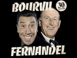 Bourvil et Fernandel - Le Tango Corse