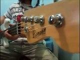 Black Sabbath-The Warning Bass Guitar Cover