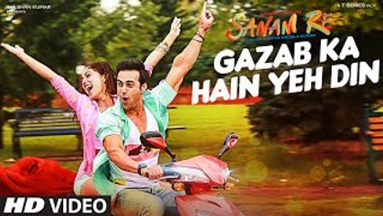 'GAZAB KA HAIN YEH DIN' Video Song - SANAM RE - Pulkit Samrat, Yami Gautam,Divya khosla