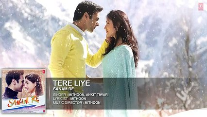Tere Liye Full Song (Audio)