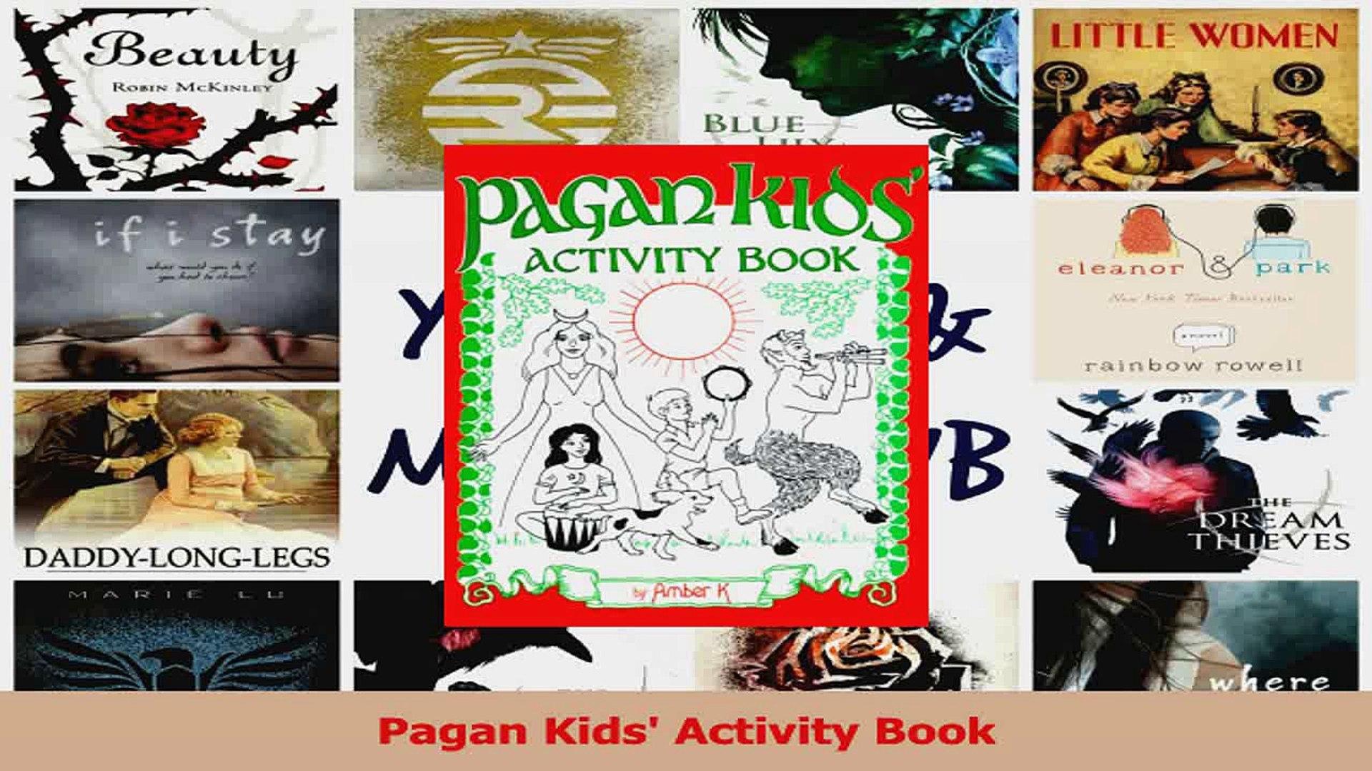 PDF Download  Pagan Kids Activity Book Read Full Ebook
