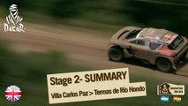Stage 2 Summary - Car/Bike - (Villa Carlos Paz / Termas de Rio Hondo)