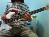 Black Sabbath-Wicked World Bass Guitar Cover