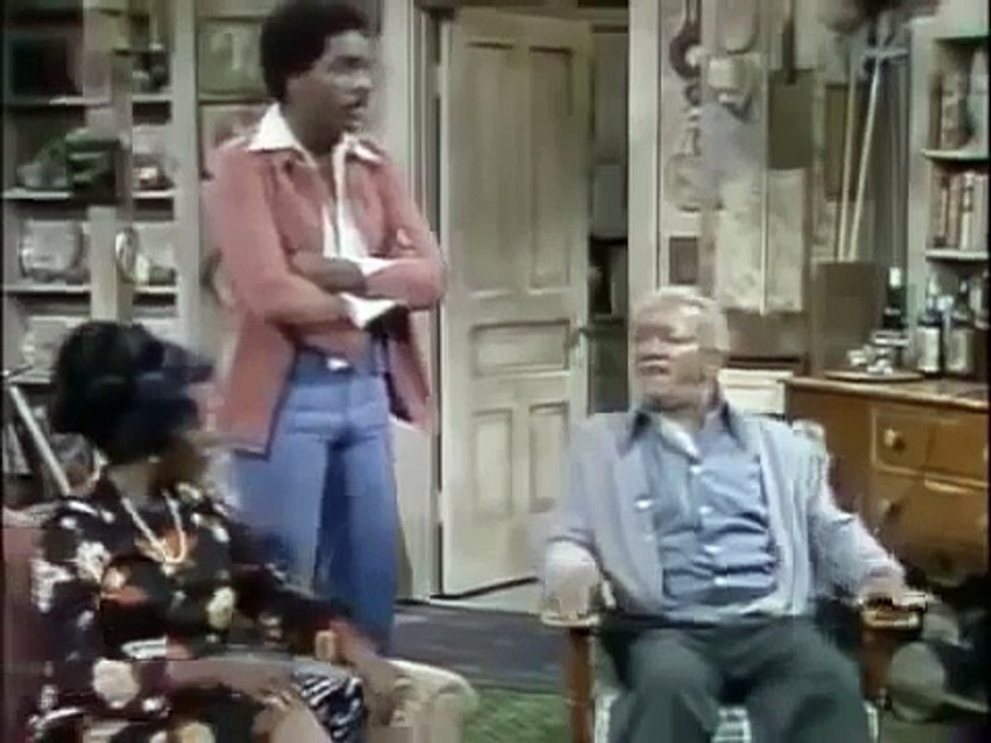 Sanford and Son Season 6 Episode 11 Sanford and Gong