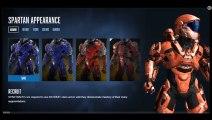 Halo 5 Customization - Armor - Recon RSO - video dailymotion