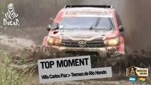 Stage / Etapa / Etape 2 - Top moment - (Villa Carlos Paz / Termas de Rio Hondo)
