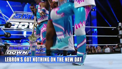top 10 smackdown moments wwe top 10 december 10 top 10 smackdown moments wwe top 10 november the new day extends an olive branch raw