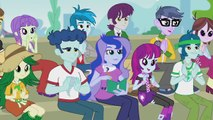 My Little Pony Equestria Girls Friendship Games English Short #3