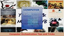 PDF Download  Computer Orchestration Tips and Tricks Read Full Ebook