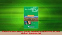 Download  Michelin the Green Guide Andalucia Michelin Green Guide Andalucia Ebook Free