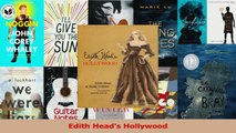 PDF Download  Edith Heads Hollywood Read Online