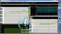 Hatsune Miku Gumi - Sakitnya Tuh Disini Vocaloid Cover
