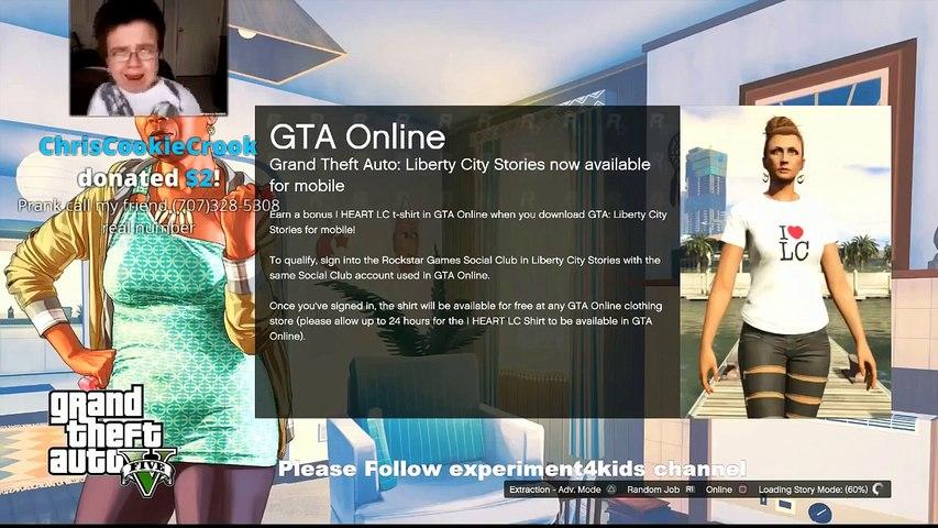 GTA 5 Live - Live Game streaming (2)