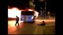 El incendio de un autobús en China deja 14 muertos y más de 30 heridos