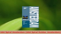 Download  AAA Spiral Amsterdam AAA Spiral Guides Amsterdam Ebook Free
