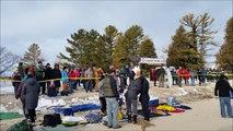 2015 Jacksonport Polar Bear Plunge