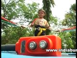 Bungee Trampoline India | BungeeJumping