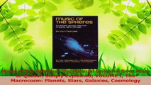 Download  Music of the Spheres The Material Universe from Atom to Quasar Simply Explained VOLUME I PDF Free
