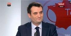 Invité : Florian Philippot - Territoires d'infos (05/01/2016)