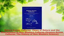 Read  Nature Across Cultures Views of Nature and the Environment in NonWestern Cultures Ebook Free