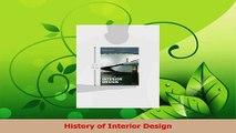 Download  History of Interior Design Ebook Free