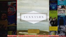 Tennyson Poems Everymans Library Pocket Poets